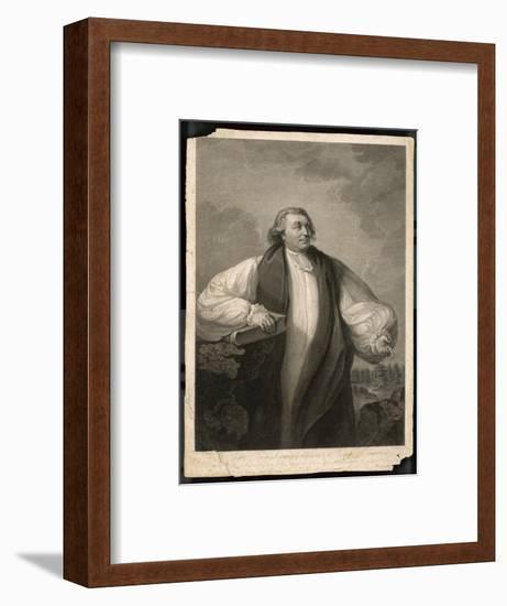 Samuel Seabury--Framed Giclee Print