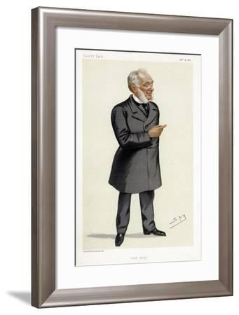 Samuel Smiles, Scottish Writer, Physician, Surgeon and Social Reformer, 1882-Spy-Framed Giclee Print