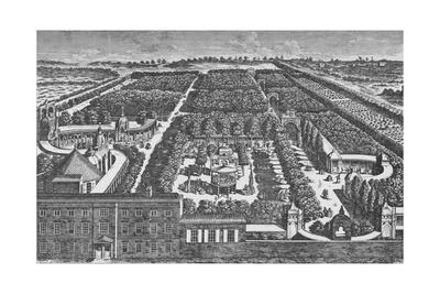 'A General Prospect of Vauxhall Gardens', c1756, (1912)