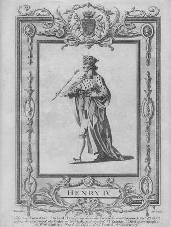 'Henry IV', 1783