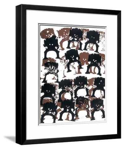 Samurai-Arman-Limited Edition Framed Print