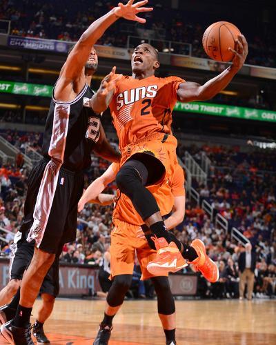San Antonio Spurs v Phoenix Suns-Barry Gossage-Photo