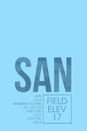SAN ATC-08 Left-Giclee Print