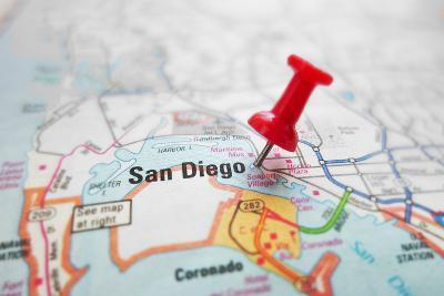 San Diego-zimmytws-Photographic Print