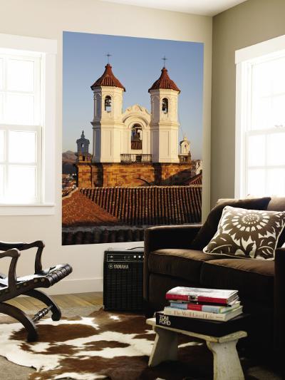 San Felipe Neri Church Bell Towers-Alfredo Maiquez-Wall Mural