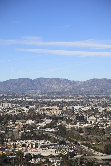 San Fernando Valley-Wendy Connett-Photographic Print