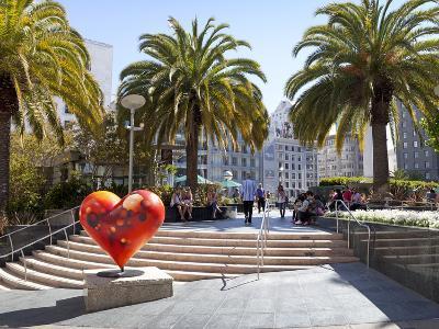 San Francisco, California, United States of America, North America-Gavin Hellier-Photographic Print