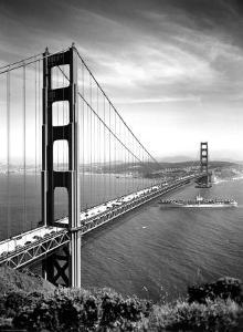 San Francisco, Golden Gate Bridge, c.1937