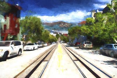 San Francisco Street II-Philippe Hugonnard-Giclee Print