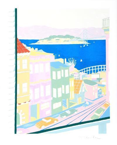 San Francisco-Marion McClanahan-Limited Edition