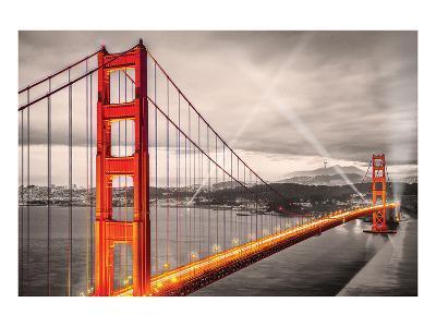 San FranciscoGoldenGateBridge--Art Print