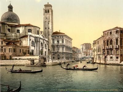 San Geremia Church, Venice, Italy, C.1890-C.1900--Giclee Print