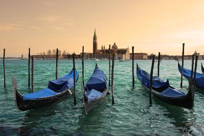 San Giorgio Maggiore Church In Venice, Italy-rglinsky-Photographic Print