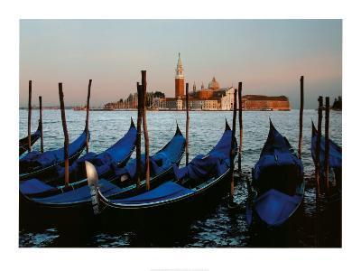 San Giorgio Maggiore, Venice-Bill Philip-Art Print