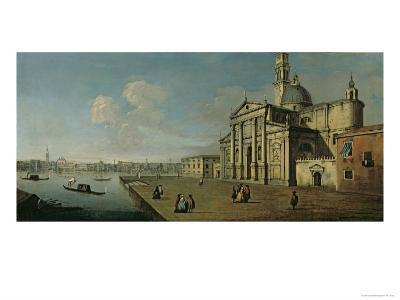 San Giorgio Maggiore, Venice-Canaletto-Giclee Print