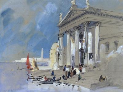 San Giorgio Maggiore, Venice-Hercules Brabazon Brabazon-Giclee Print