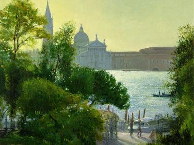 San Giorgio, Venice-Timothy Easton-Giclee Print