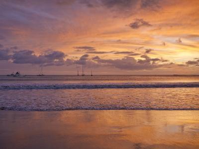 San Juan Del Sur, Sunset, Nicaragua-Jane Sweeney-Photographic Print