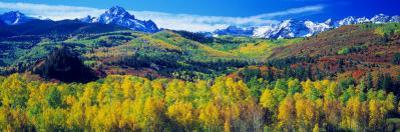San Juan Mountains, Colorado, USA
