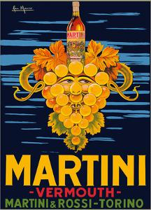 Martini & Rossi Vermouth - Turin (Torino) Italy by San Marco