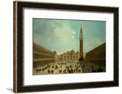 San Marco, Venice-Giuseppe Bernardino Bison-Framed Giclee Print
