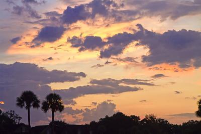 San Marcos Sunset 3-Alan Hausenflock-Photographic Print