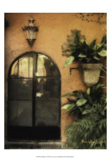 San Miguel I-Terry Lawrence-Art Print