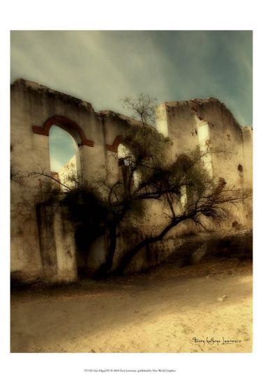 San Miguel IV-Terry Lawrence-Art Print