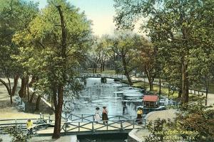 San Pedro Springs, San Antonio