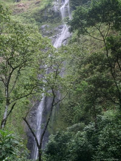 San Ramon Waterfall, Ometepe Island, Nicaragua, Central America-G Richardson-Photographic Print