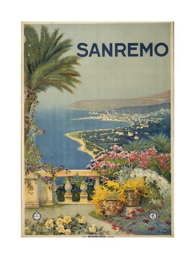 San Remo--Art Print