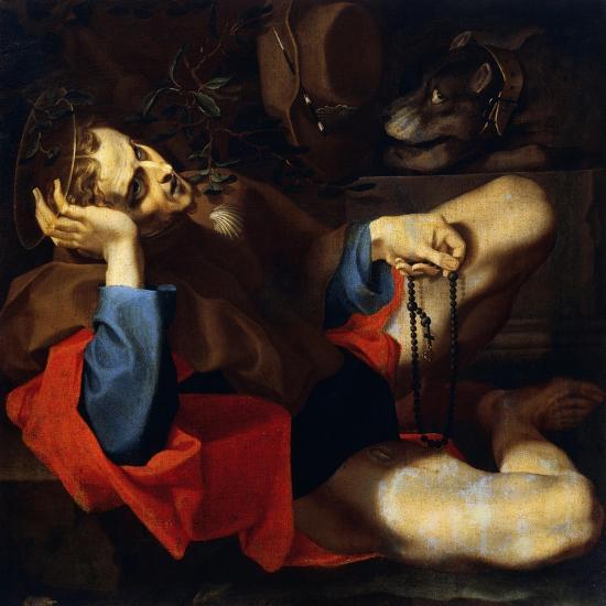 San Rocco, 1596-Andrea Lilli-Giclee Print
