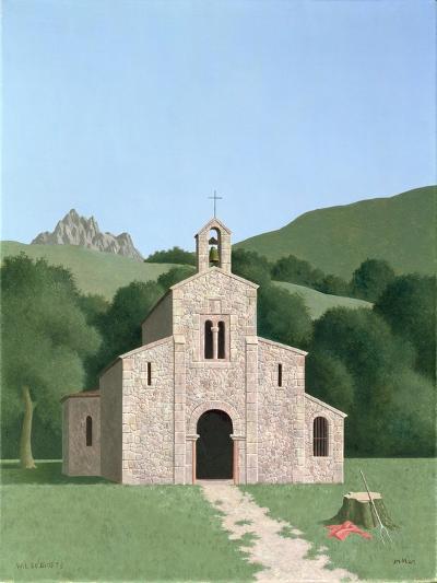 San Salvador De Val De Dios, 1978-Tristram Paul Hillier-Giclee Print