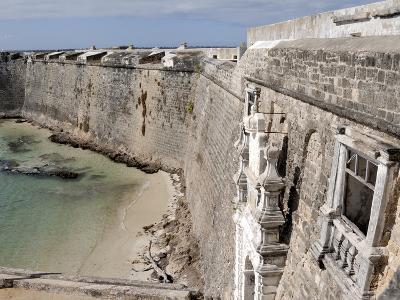 San Sebastian Fort Built in 1558, UNESCO World Heritage Site, Mozambique Island, Mozambique, Africa--Photographic Print