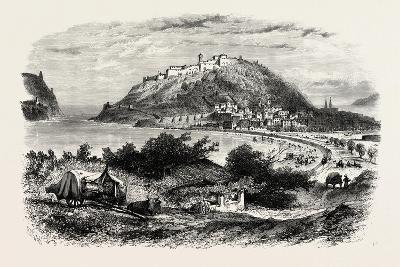 San Sebastian, Or, Donostia, Spain, 19th Century--Giclee Print