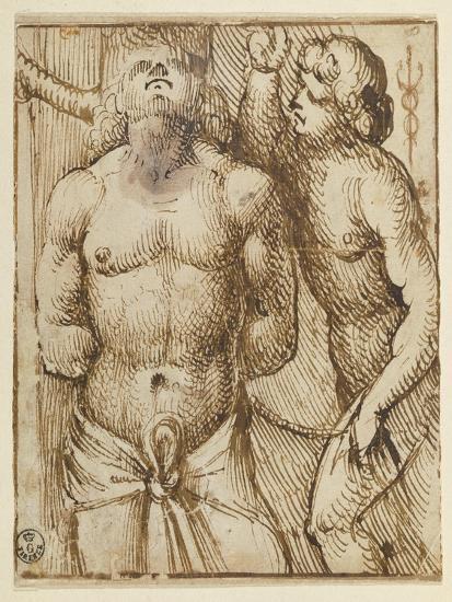 San Sebastian-Jacopo De Barbari-Giclee Print