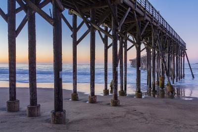 San Simeon Pier II-Lee Peterson-Photo
