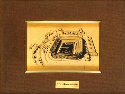 San Siro Stadium, Milan--Giclee Print