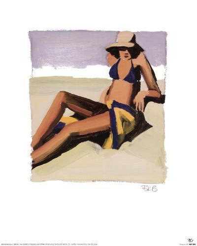San Tropez II-Brenda K^ Bredvik-Art Print