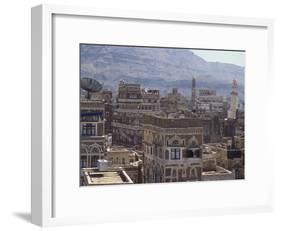 Sanaa, Yemen-Jack Jackson-Framed Photographic Print