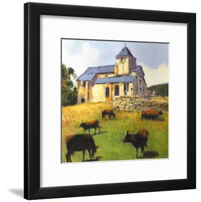 Sanctuary II-Max Hayslette-Framed Premium Giclee Print