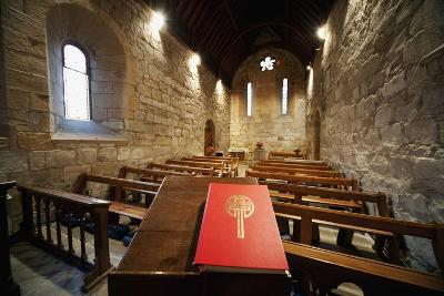 Sanctuary; Northumberland, England-Design Pics Inc-Photographic Print