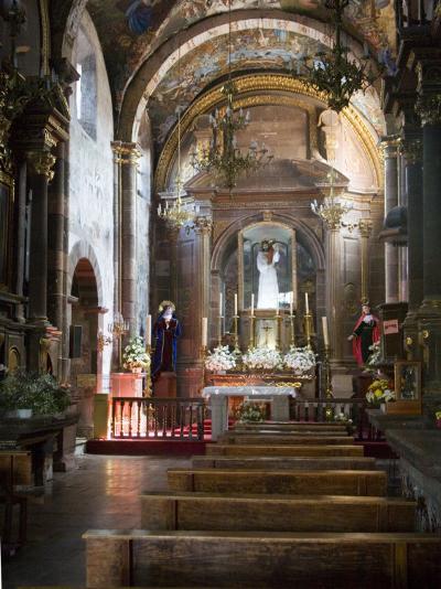 Sanctuary of Atotonilco, Atotonilco, Guanajuato State, Mexico-Julie Eggers-Photographic Print