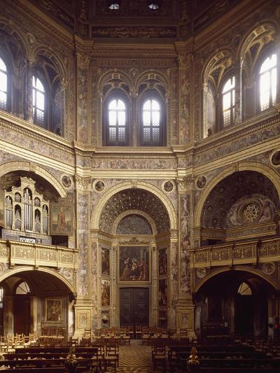 Sanctuary of Incoronata in Lodi--Giclee Print