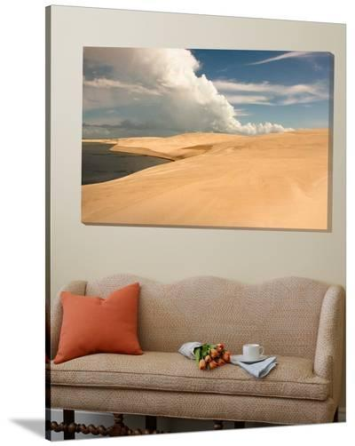 Sand and Water-Daniel Stanford-Loft Art