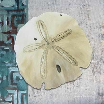 Sand Dollar 1-Megan Aroon Duncanson-Giclee Print