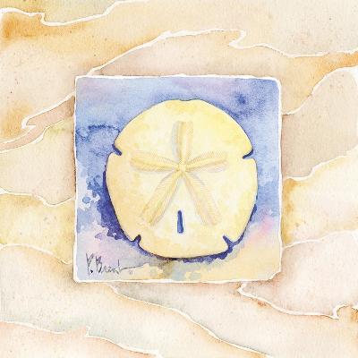 Sand dollar-Paul Brent-Art Print