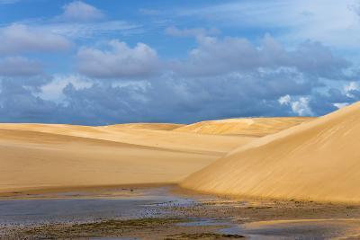 Sand Dune in Lencois Maranheinses NP, Maranhao State, Brazil-Keren Su-Photographic Print