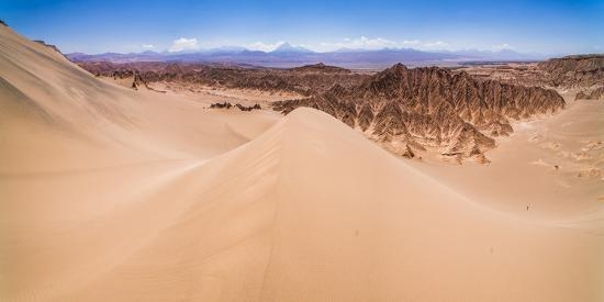Sand Dunes At Death Valley Valle De La Muerte Atacama Desert Chile Photographic Print By Matthew Williams Ellis Art Com