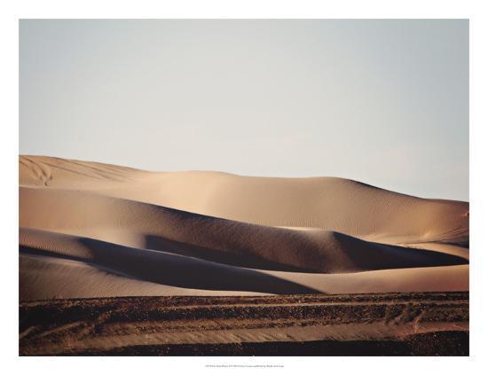 Sand Dunes II-Sylvia Coomes-Art Print